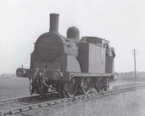 Locomotive at linwood 1960, thanks to Robert Law, Dundee